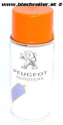 Spraydose Peugeot Scooters, Farbe: Orange Formula (CP741)