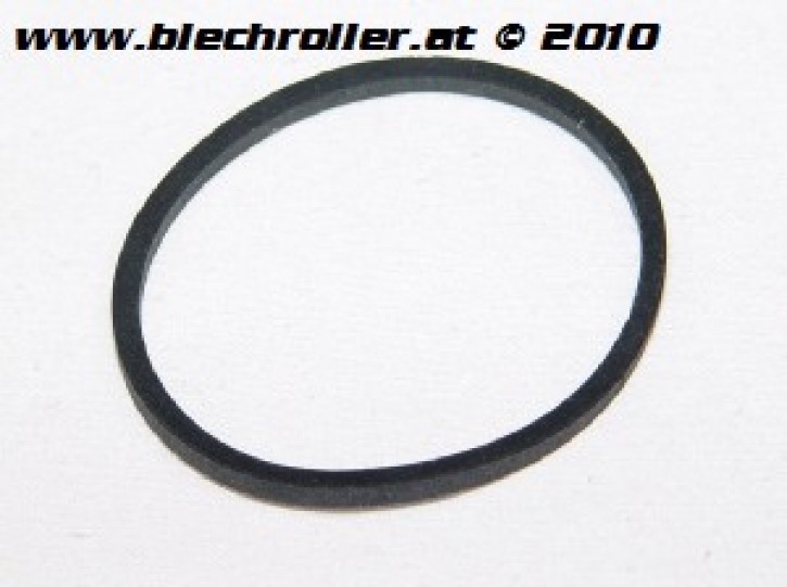 Dichtung Tachometer Vespa V50/N/L/R/Revival/S/90/R/100 - schwarz