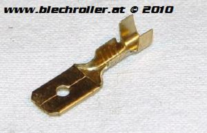 Kabelsteckmesser 6,3x0,8mm für 0,5-1,0mm² Kabel
