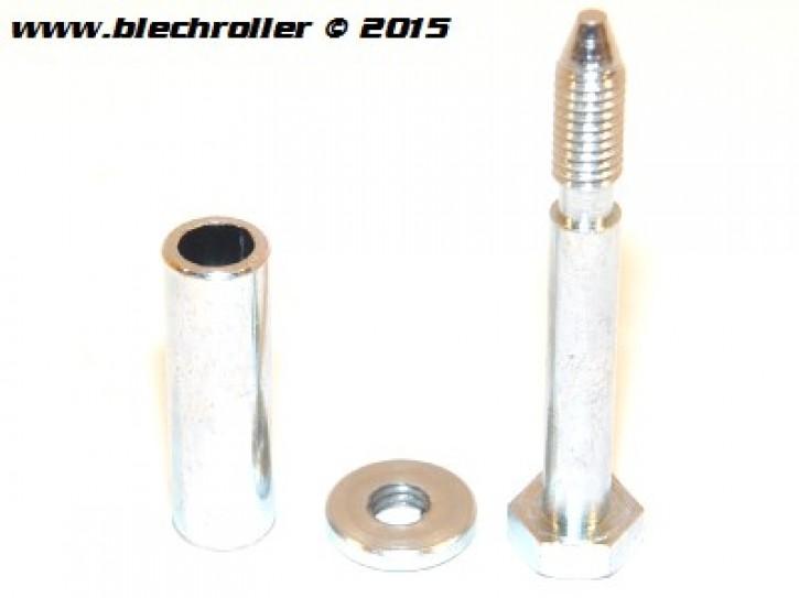 Schrauben Kit für Reserveradabdeckung M8 für Vespa 160 GS/180SS