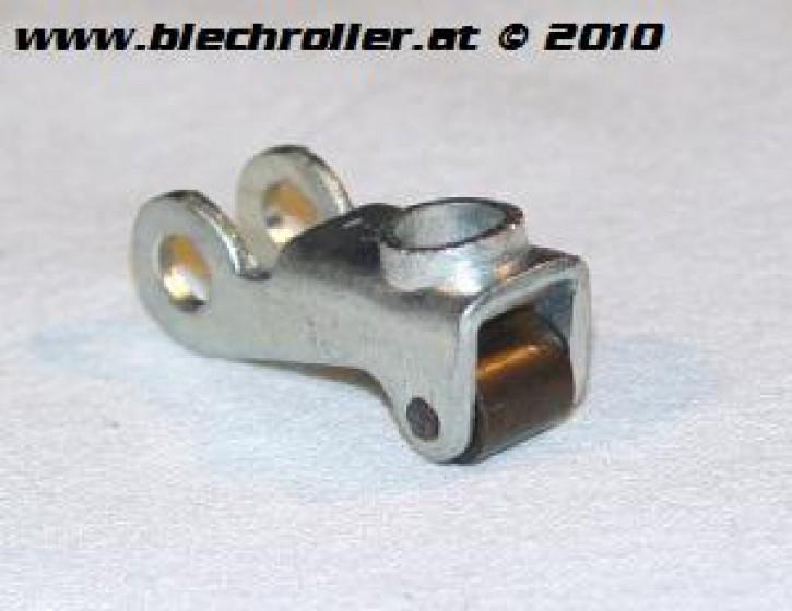 Schaltarm/Schalthebel Vespa `57-`78 für Schaltraste oben