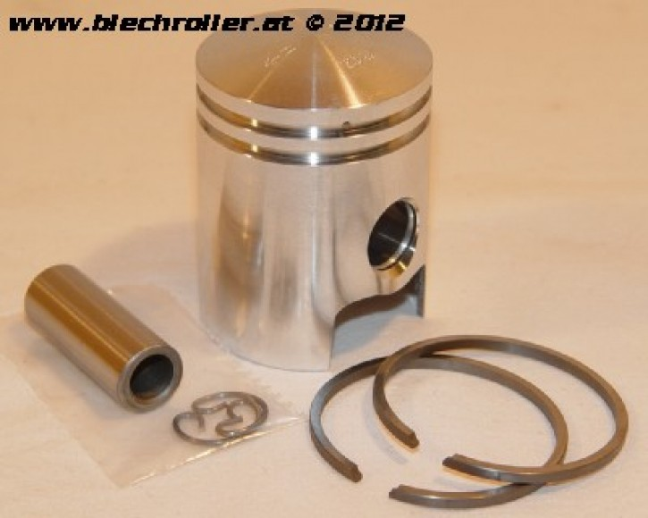 Kolbensatz für Vespa 50/N/L/R/S /Special/SR/SS/ PK50/S/SS/XL /XL2/FL/N/Rush/Ape 50 - Normalmaß