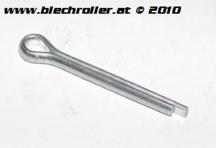 Splint Achse Vorderrad P150S, Toolboxklappe SS50/90