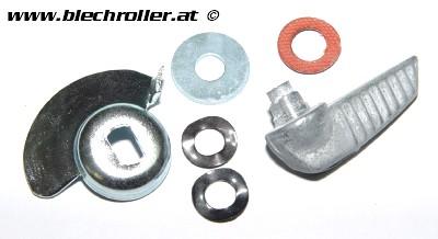 Verschlusshebel Seitendeckel für Vespa 50-125 PV/ET3