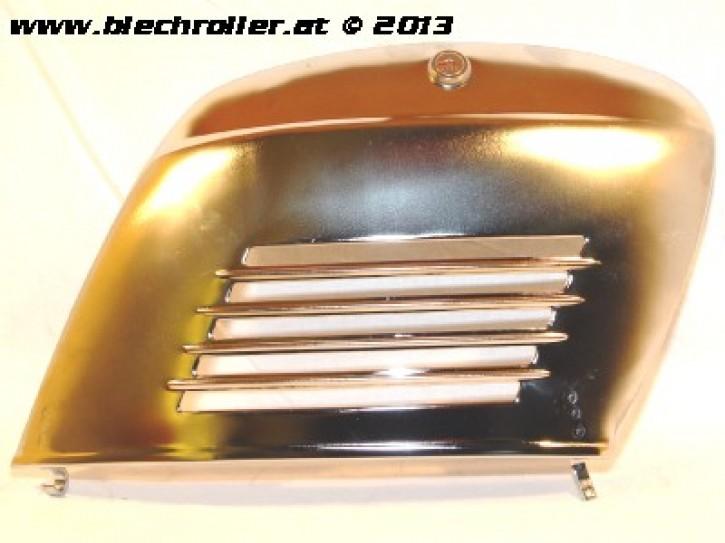 Seitendeckel V50/PV/ET3, chrom