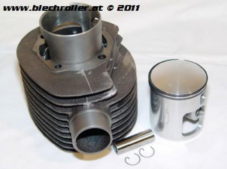 * Rennzylinder POLINI 208ccm für Vespa 200 Rally/P200E/PX200E /Lusso/`98/MY/Cosa 200 - GUSS