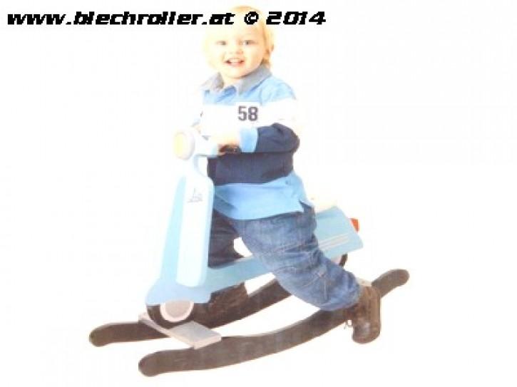 Vespa Kinder Schaukel J.i.P - Blau