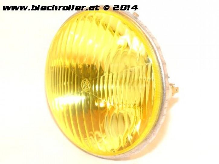 * Scheinwerfer BOSATTA Gelb für Vespa 50 SS/90 SS /125 PV/ET3 /Super/150 Super
