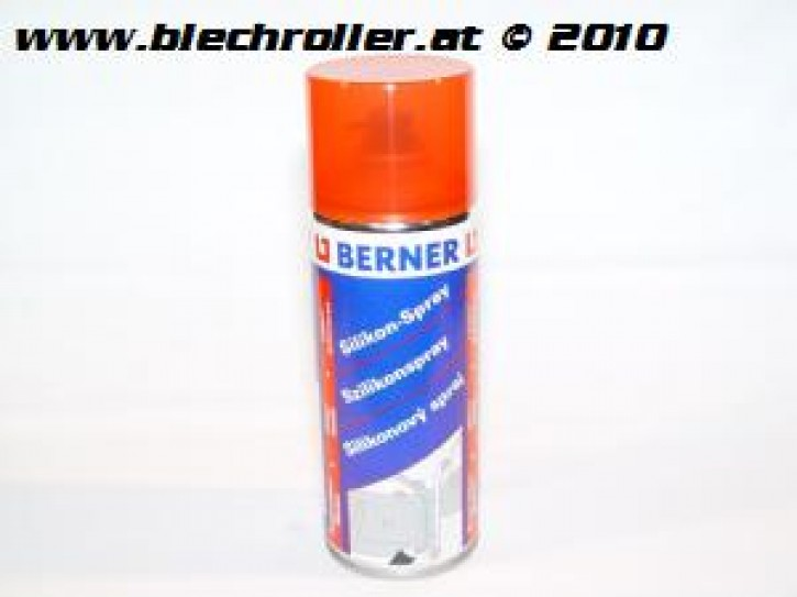 Silikon-Spray BERNER 400ml