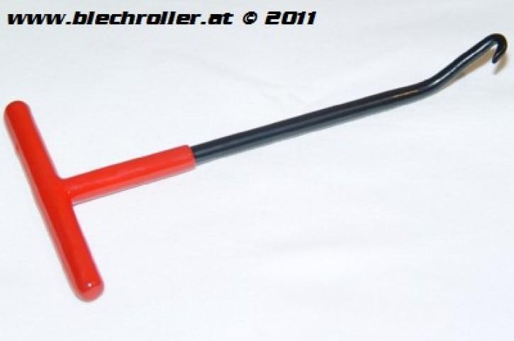 Werkzeug zum Ein-/Aushängen von Feder/Seilzüge