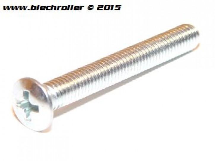 Schraube Kabelkästchen Vespa PX/T5 und Schaltrastenabdeckung Vespa V50/PV/ET3/PK/S/XL