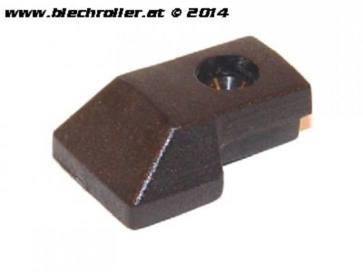 Trittleistenendstück Vespa P80-150X /PX80-200E/Lusso 1 /P150S/P200E