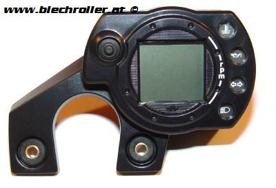 Tacho Derbi Senda 50 SM / R X-Treme DRD 2011-, DRD RACING 2011- mit Drehzahlmesser