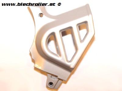 Antriebskettenrad Abdeckung - Silber