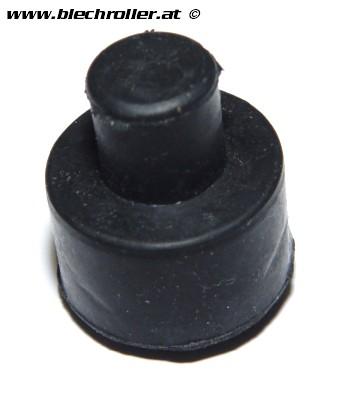 Silentgummi Motorschwinge 17 mm Ø 25,5 mm, oben für Vespa 125 V1-33/VM/VN/Hoffmann/150 VL/VB1/VD/VGL1/GS