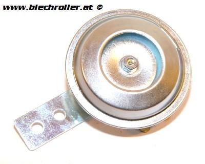 Hupe 12 Volt Wechselstrom Universal mit Halterung