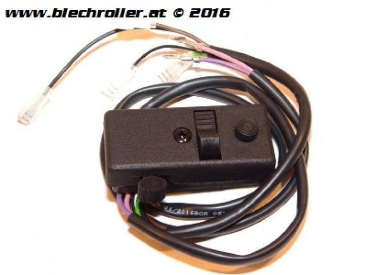 Lichtschalter für Vespa P80-150X/PX80-200E/Lusso 1°/P200E