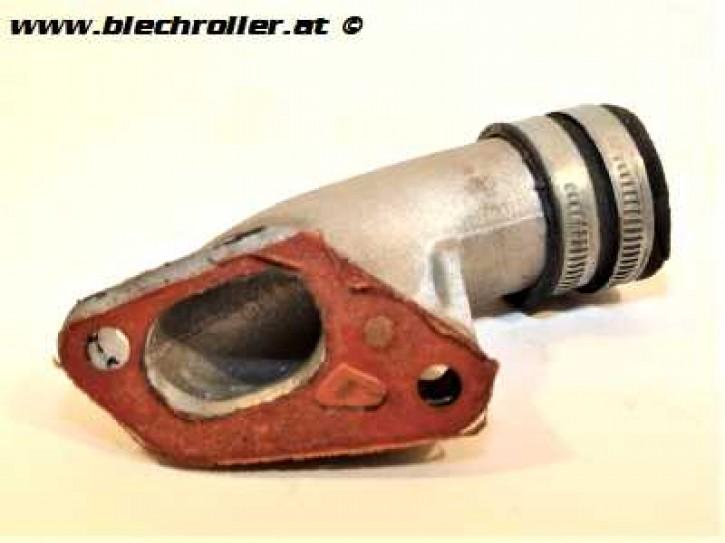 Ansaugstutzen MALOSSI für PHBH 28/30/ VHS 24-30/T MX 27/30 /PWK 28/30 - Gebraucht -