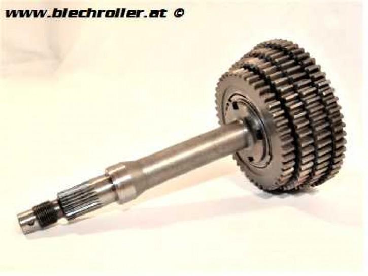 Antriebswelle mit Getriebe - Gebraucht -