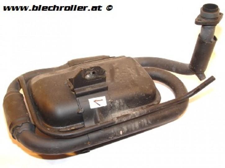 """""""Auspuff Original"""" LML 125 4T Handschaltung - Gebraucht -"""