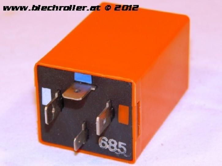 Blinkrelais für Vespa PK S/SS /XL/N/Rush/80- 100S/125 ETS/S mit 4 Blinker
