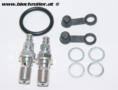 Brake System Bleeding Kit V.Gts '18 '19