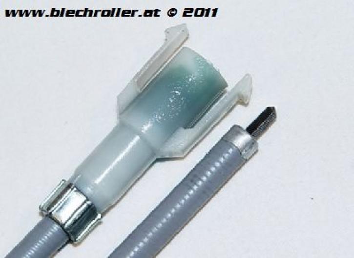 Tachowelle Vespa V50/PV etc. - gesteckt/gesteckt