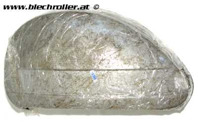 Seitenhaube Ersatzradseite für Vespa PX80-200 E Lusso/`98/MY/T5 auch  für LML Star 125- 200 2T/4T/Stella