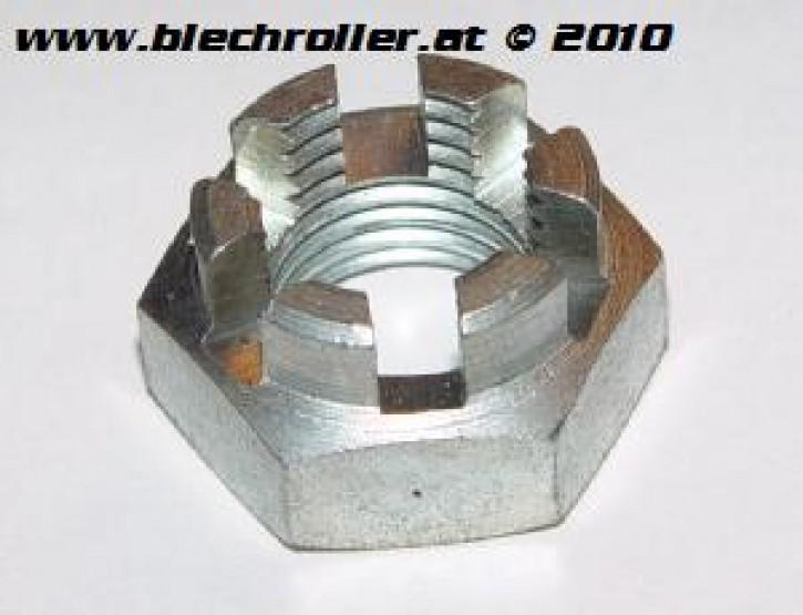 Kronenmutter Bremstrommel M14x1,5 mm