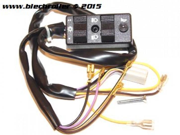 Lichtschalter für Vespa PX80-200E Lusso/`98/MY/`11