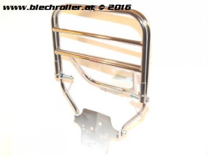 Gepäckträger hinten, CUPPINI für Vespa PK50-125 S/XL/XL2/FL/HP/N/Rush/Plurimatic - Chrom