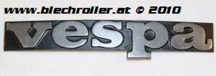 "Schriftzug ""Vespa"" PX80-200E/Lusso/P200E/T5, 2te Serie/PK/XL, 18x120mm"