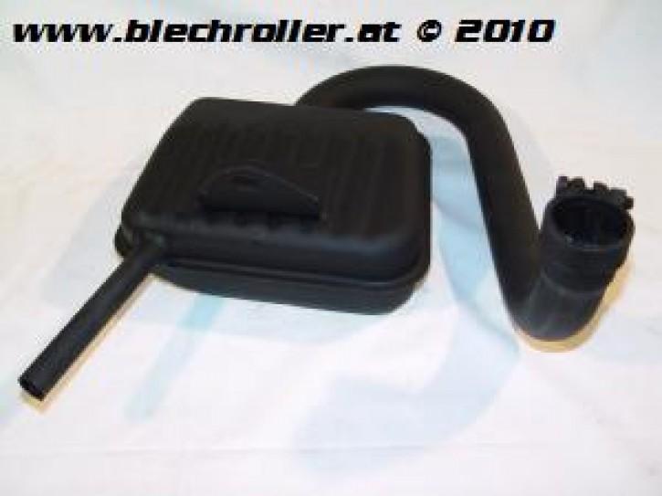 Auspuff SITO Vespa 125 GT/GTR/Super/150 Sprint/Sprint V/VNL2/VLB1 - Standard