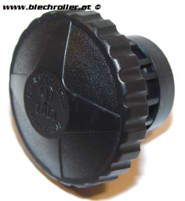 Tankdeckel ZADI für Vespa PK50-125 XL/XL2/Automatica/PX80-200E/Lusso/`98/MY/T5