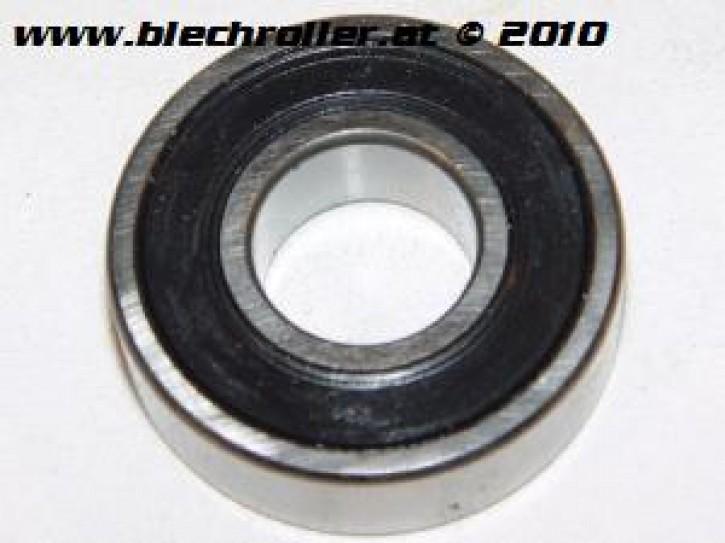 Lager Bremstrommel/Schwinge außen V50/PV/ET3/PK50/XL/S, Lager Achse VNA-VBB/Rally180-200/GS (6203)