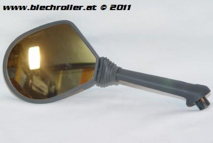 Spiegel Links für Vespa PKXL FL/HP/ N/XL2/Automatica - Schwarz