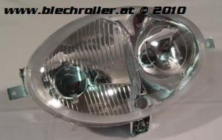 Scheinwerfer PIAGGIO für Vespa ET4 125/150ccm, passt auch für PIAGGIO Liberty 125/150ccm