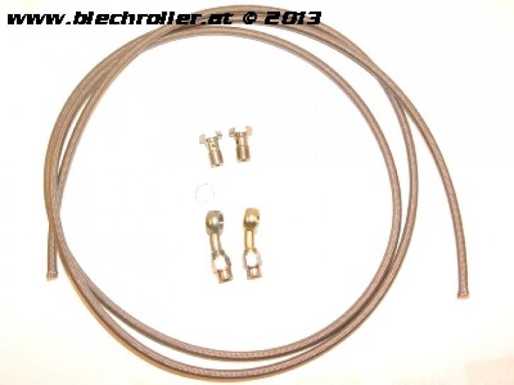 Bremsleitungskit SIP Stahlflex