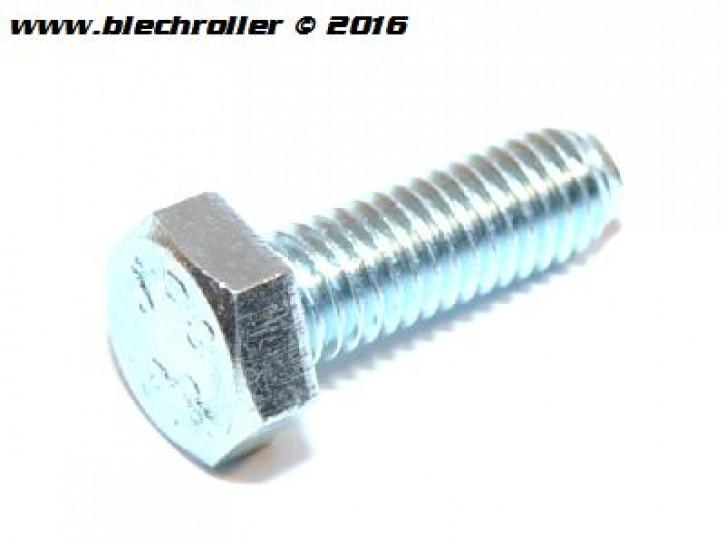 Schraube M6x18 mm Kupplungsdeckel, kurz, Hauptständer ... (siehe Details)