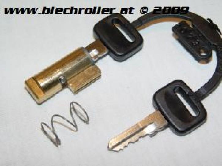 Schließzylinder Lenkschloss kurz - V50N/L/S/SS/90SS/PV/GTR/Super/Sprint