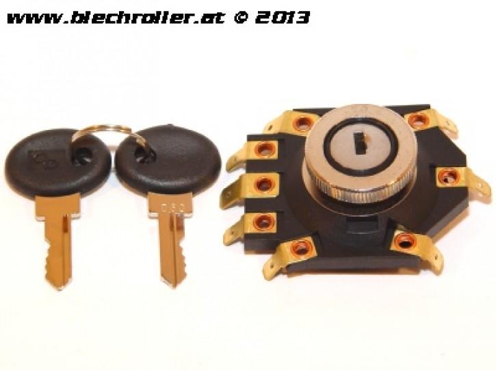 Zündschloss für Vespa P80-150X /PX80-150E/P150S/P200E (D)