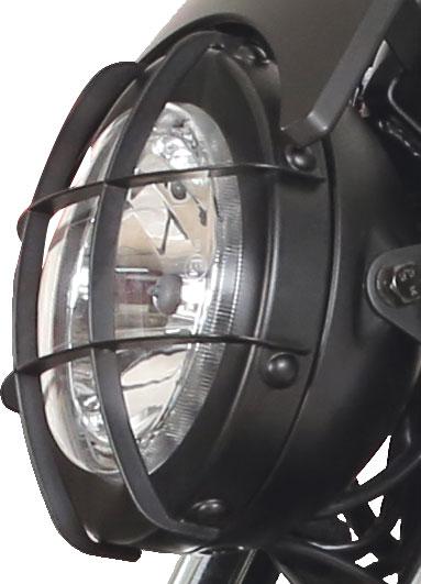 Scheinwerfer Schutzgitter für Brixton BX Serie
