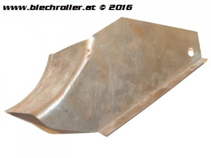 Reparaturblech Rahmentunnel hinteren/links für Vespa PX/T5/Rally 180-200/Sprint/TS/Super/GL /SS180/GS160/GS4/VNB/VNA/VBB/VBA