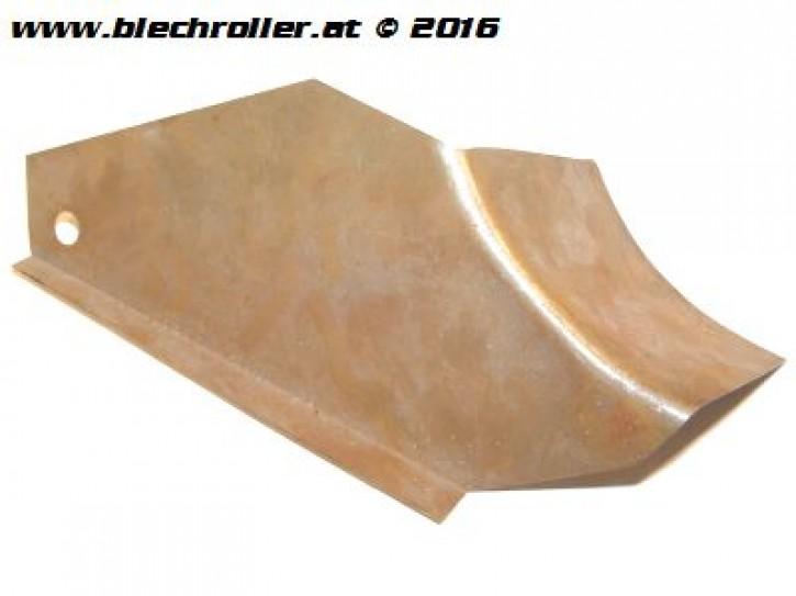 Reparaturblech Rahmentunnel hinteren/rechts für Vespa PX/T5/Rally 180-200/Sprint/TS/Super/GL /SS180/GS160/GS4/VNB/VNA/VBB/VBA