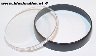 Tachometerglas-Set für Vespa PX, PK, GT/GTV (siehe Details)