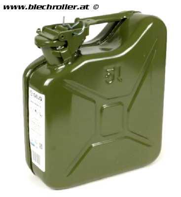 Benzinkanister Retro 5 Liter FA ITALIA