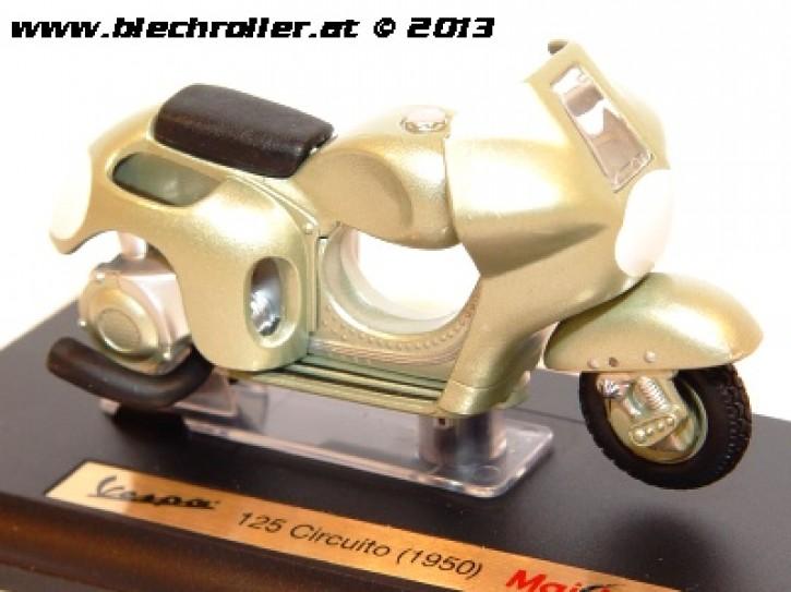 Modell Vespa 125 Circuito