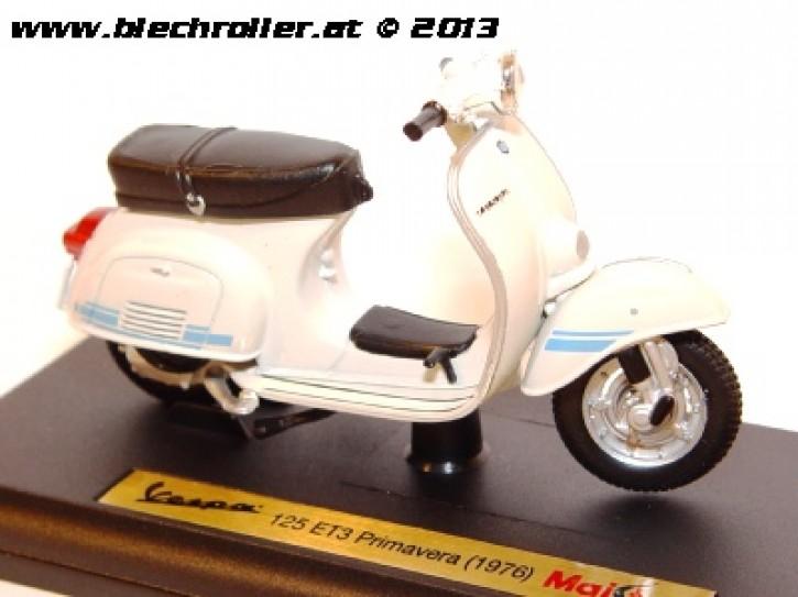 Modell Vespa 125 ET3 Primavera