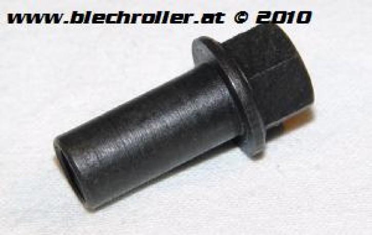 Mutter M7 mm, Sechskant, SW 11mm, Innengewinde Montage Vergaser