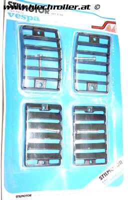Blinkergitter schwarz für Vepsa PK 50-125 S - RETRO ORIGINALVERPACKT
